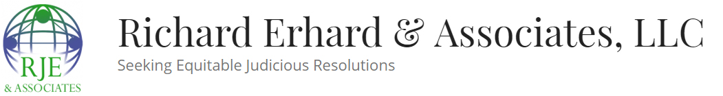Richard Erhard & Associates, LLC – Seeking Equitable Judicious Resolutions